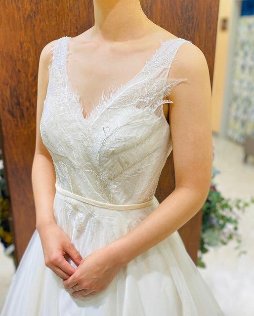 新作★石の教会オリジナルドレス