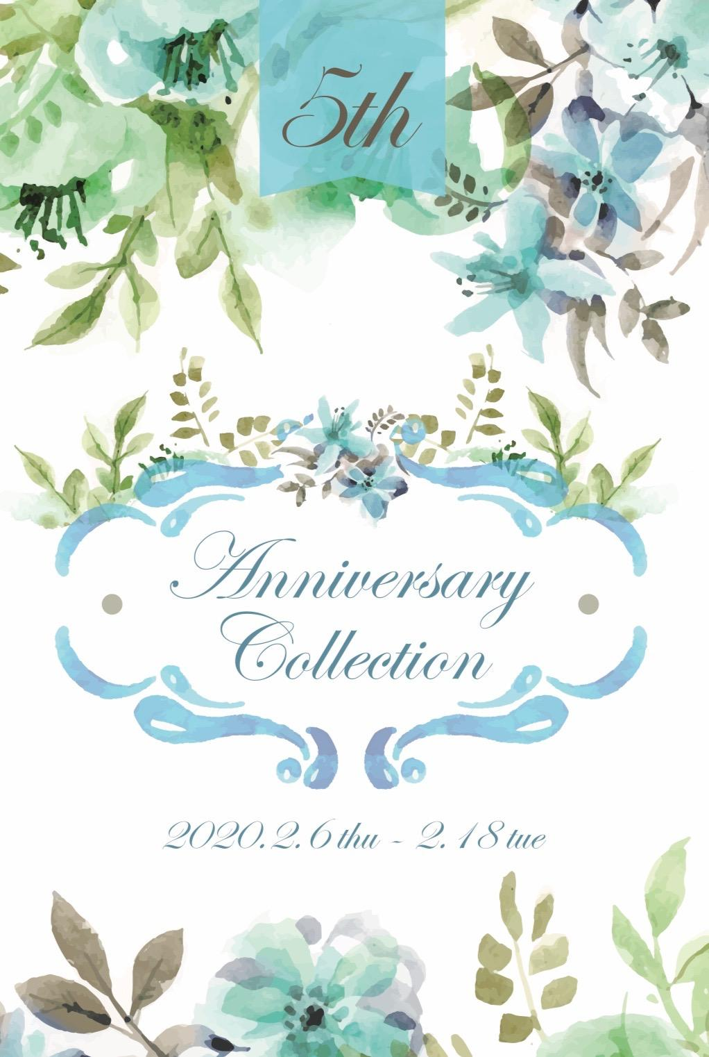 *.♡ 5th Anniversary Collection♡.*